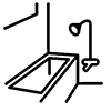 1:Cleaning Line Icons Vector EPS 10 File, Pixel Perfect Icons.